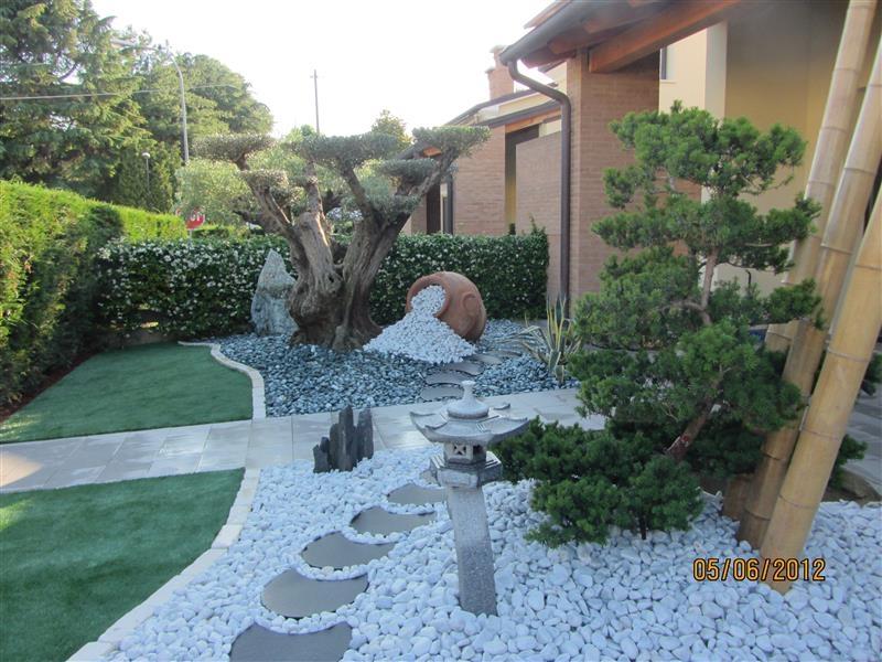 Realizzazione Giardini Zen A Padova E Venezia